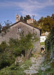 Free Montenegro Village Stock Photo - 1416080