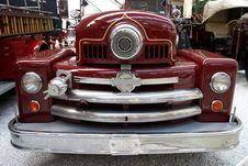 Free Vintage Fire Truck Stock Images - 1416134