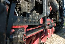 Free Vintage Steam Train Stock Images - 1416194