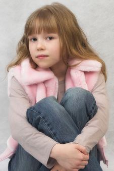 Free Nice Girl Royalty Free Stock Photography - 1416437