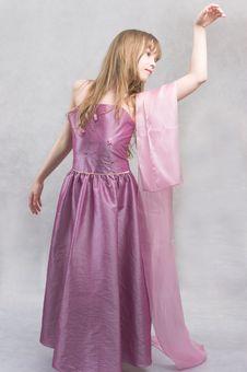 Free Little Ballerina Stock Photo - 1416500