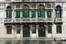 Free Palazzo Stock Image - 1416731