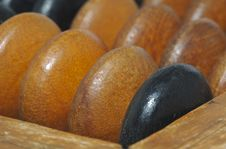 Free Abacus Royalty Free Stock Photos - 1418038