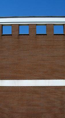 Free Brick Wall Royalty Free Stock Photos - 1418128
