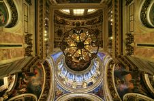 Free Saint Isaak Cathedral. Royalty Free Stock Images - 1418159