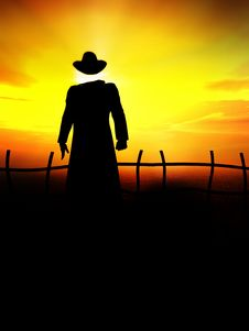 Free The Invisible Man 11 Royalty Free Stock Photos - 1418358