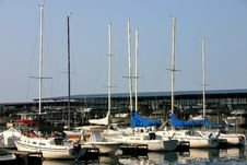Free Boats At Dck Royalty Free Stock Photos - 1419348