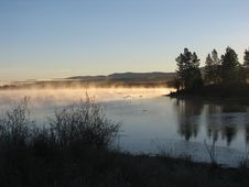 Free Graham Lake Stock Photography - 1419442