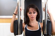 Free Fitness Instructor Stock Images - 1419684