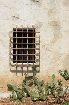 Free Wall With Window Stock Images - 1419854
