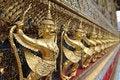 Free Statue Of Garuda Stock Photography - 14103222