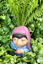 Free Garden Gnome Royalty Free Stock Images - 14105479