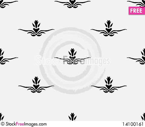 Free Seamless Pattern Stock Image - 14100161