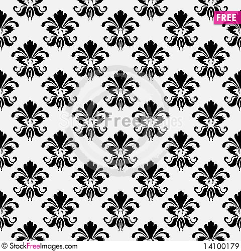 Free Seamless Pattern Royalty Free Stock Images - 14100179