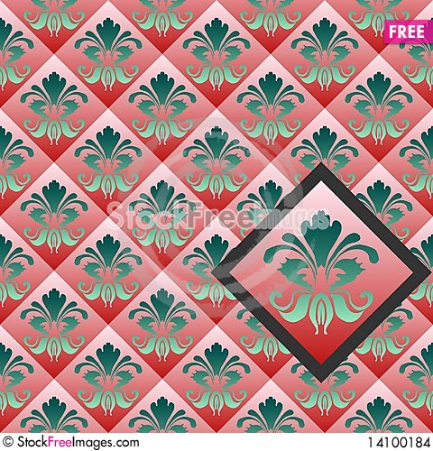 Free Seamless Pattern Stock Images - 14100184