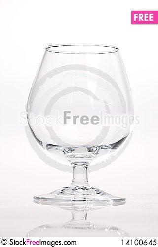 Free Empty Glass Royalty Free Stock Photo - 14100645