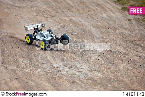 Free Radio Controlled Toy Car Stock Photos - 14101143