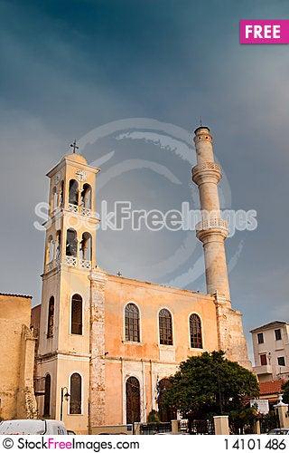 Free St. Nicholas Church Royalty Free Stock Image - 14101486