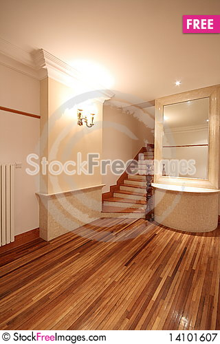 Free Staircase In A Historic Building Royalty Free Stock Photography - 14101607