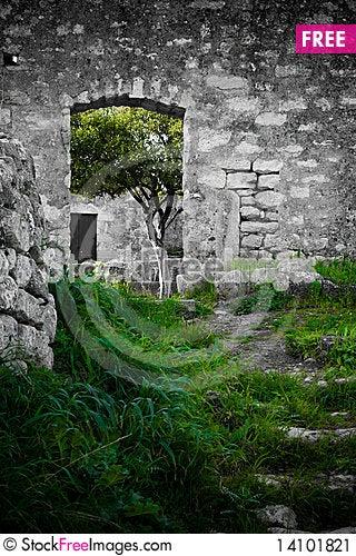 Free Monastery Of St. John Theologian Stock Image - 14101821