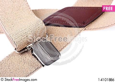 Free Beige Braces Royalty Free Stock Image - 14101886