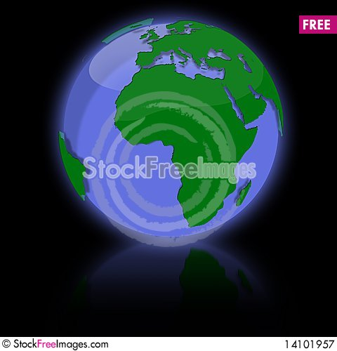 Free Earth Royalty Free Stock Photography - 14101957