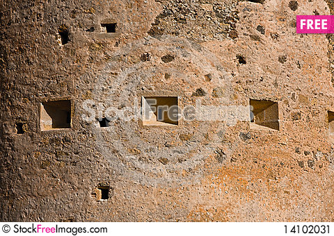 Free Koulos Fortress Stock Image - 14102031