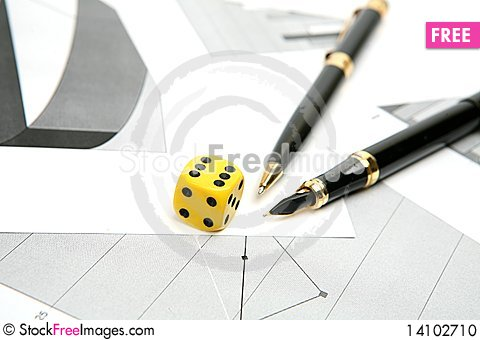 Free Office Accessories Stock Photo - 14102710