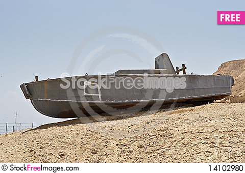 Free The Abandoned Shipwreck Stock Photo - 14102980