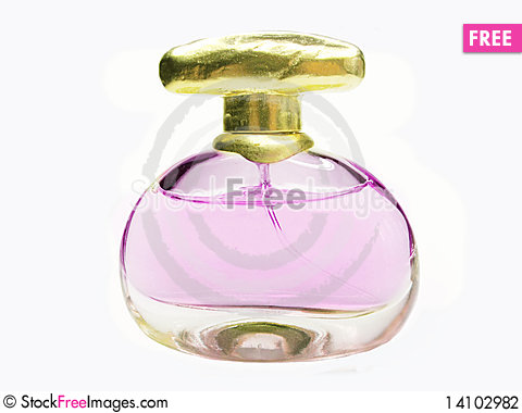 Free Colored Luxury Perfume Stock Photography - 14102982