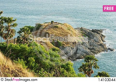 Free Phrom Thep Cape Stock Images - 14103044