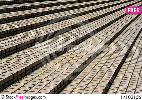 Free Staircase Royalty Free Stock Image - 14103156