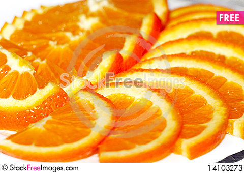 Free Abstract Orange Stock Photos - 14103273