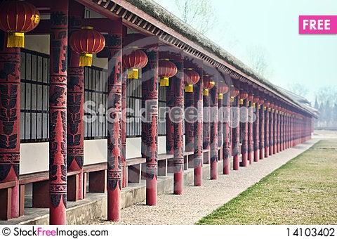 Free Corridor Stock Photography - 14103402