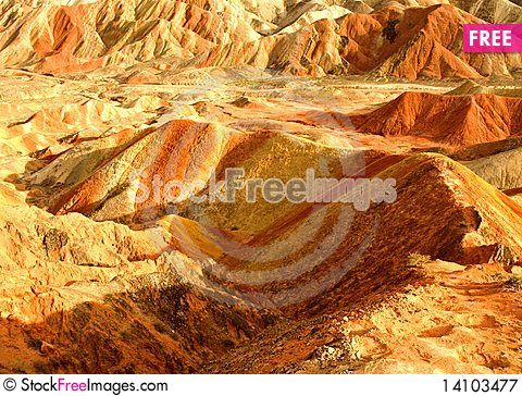 Free Red Canyon Soil Royalty Free Stock Photography - 14103477