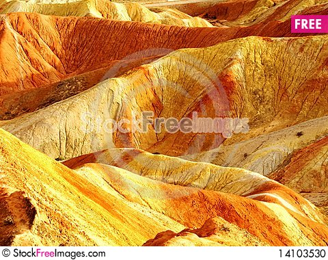 Free Red Canyon Soil Stock Photo - 14103530