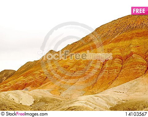 Free Red Canyon Soil Royalty Free Stock Photography - 14103567
