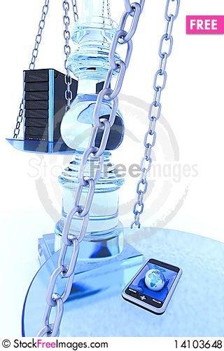 Free Progress Of Technologies Royalty Free Stock Photos - 14103648