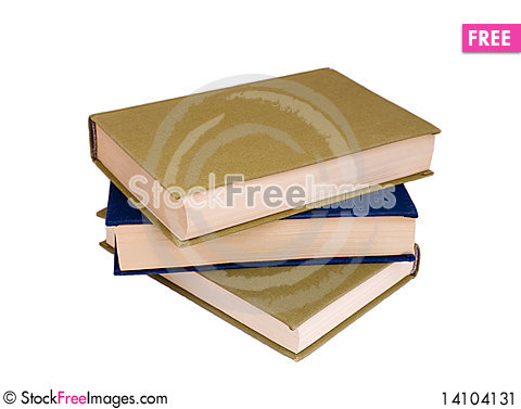 Free Books Stock Image - 14104131