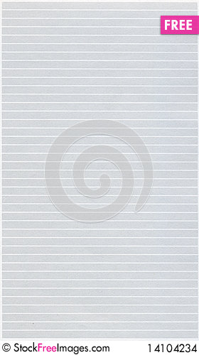 Free Old Lined Paper Texture Stock Images - 14104234