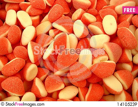Free Red Sweets Royalty Free Stock Images - 14105239
