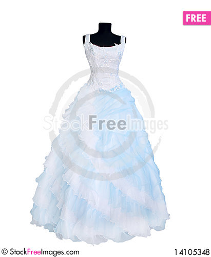 Free Dress On A Dummy Royalty Free Stock Photos - 14105348