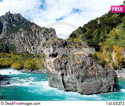Free Scenery In Tibet Stock Photos - 14105373
