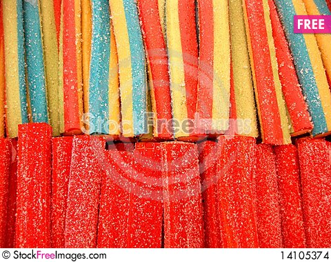 Free Colourful Candies Stock Images - 14105374