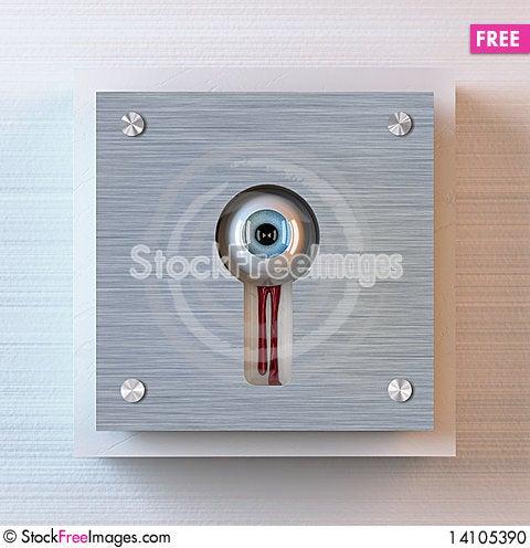 Free Eye Stock Photo - 14105390