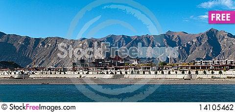 Free The Potala Palace Stock Photography - 14105462