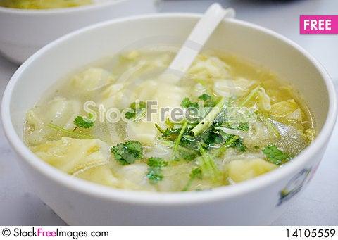 Free Chinese Ravioli Royalty Free Stock Images - 14105559