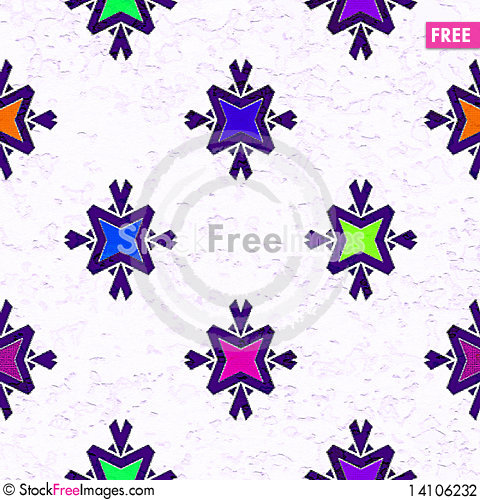 Free Colorful Textured Background Stock Photography - 14106232