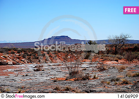 Free Valley Of The Gods Royalty Free Stock Images - 14106909