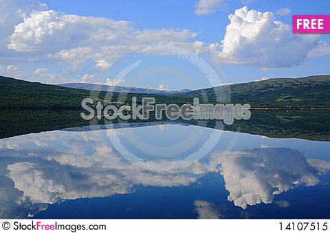 Free Reflection Royalty Free Stock Photo - 14107515